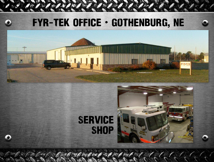 Sales and Service of Fire & Rescue Equipment