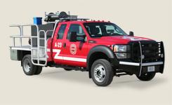 Brown County Fire Truck by Fyr-tek